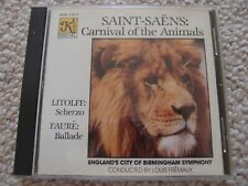 Louis Fremaux - Saint Saens Carnival of the Animals KLAVIER Digital