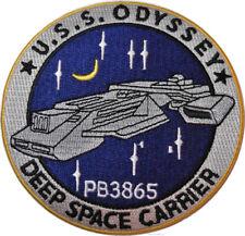 Stargate SG-1 Atlantis U.S.S. ODYSSEY Ship Logo Patch
