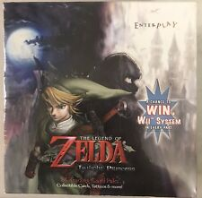 2007 The Legend of Zelda Twilight Princess Factory Sealed Trading Card Box
