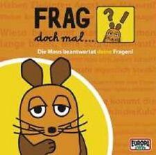"DIE MAUS ""01/FRAG DOCH MAL TEIL 1"" CD NEU"