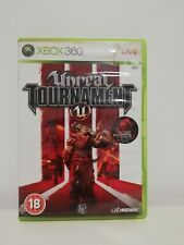 Unreal Tournament 3 - Xbox 360 Game Contents Mint