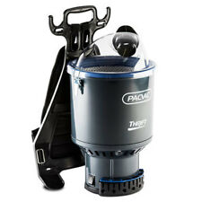 PACVAC Thrift 650TH Commercial Backpack Vacuum Cleaner 1300 Watt 2 Year Warranty