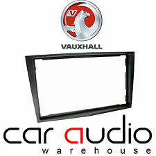 Autoleads Vauxhall Meriva 2002-2005 Car Stereo Double Din Charcoal Fascia Panel