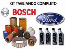 Kit filtri tagliando + OLIO FORD FOCUS 1.8 TDCI '01-'04