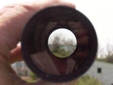 Ambico Video Super Telephoto lens v-0345 SERVICED 9+