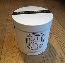 Diptyque Figuier Empty Round Box For Large 1500g Candle