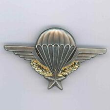 Brevet Parachutiste G 1185 Arthus-Bertrand + barette