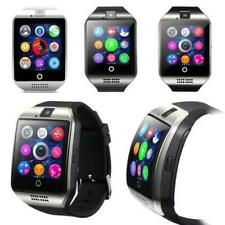 New Q18 Bluetooth Smart Touch Screen Wrist Watch For Android SIM TF Card Watch