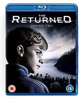 The Returned - Series 2 [Blu-ray] [2015] [DVD][Region 2]