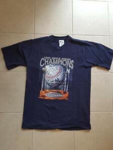 New York NY Yankees 1998 World Series Champions MLB T-Shirt Child Size 18-20