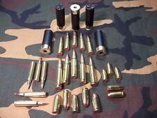 SNAP CAP COMBO PACK 9MM, 45ACP, 223, 308, 7.62X39, 12 GAUGE (5 of EA)