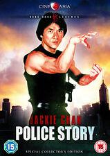 POLICE STORY (Jackie Chan) - DVD - REGION 2 UK