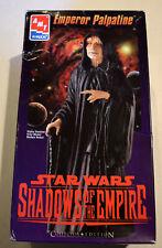 STAR WARS EMPEROR PALPATINE ERTL MODEL 8258 COMPLETE - OPEN BOX - UNUSED
