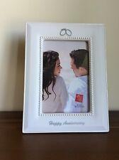 RUSS Happy Wedding Anniversary Ceramic Photo Frame/Gift