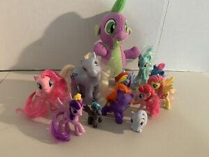 Lot of 12 My Little Pony Figures