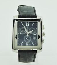 Pryngeps orologio cassa acciaio crono rettangolare CR920/P