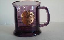New listing Atlanta 22K Gold Culver Ornate Amethist / Purple Mug Absolutely Peachy