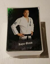 2010 Topps UFC Main Event Complete Base Card Set 1-150  & 4 Checklists