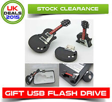 Chitarra 8gb USB Flash Drive Memory Stick Boy Girl Regalo Compleanno Lui Lei