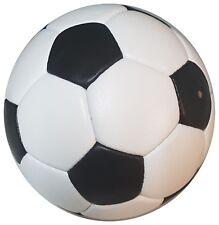 Original Fussball Retro Gr. 5 mit handgenaehtem Echtleder ( Lederfußball )