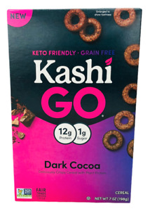 Kashi Go Dark Cocoa Cereal 7 oz