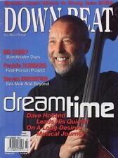 Dave Holland Miles Davis Downbeat Clipping