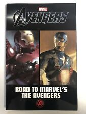 Avengers Road To Marvel's The Avengers TPB Softcover (2012) (NM)