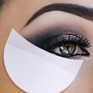 50 pcs Eye Shadow Stickers Makeup Protector Pads Eyes Makeup Tool