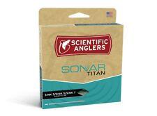 Scientific Anglers Sonar Titan Sink 3 / Sink 5 / Sink 7 Fly Line - Wf8S