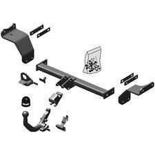 Brink Gancho de remolque para Volvo V40 Hatchback 2012 en adelante-fija de cuello de cisne Barra de remolque