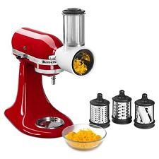 KitchenAid Fresh Prep Slicer/Shredder Attachment, Fits KitchenAid Stand Mixers
