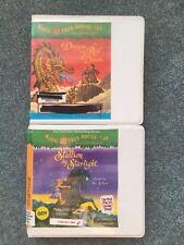 Lot 2 MAGIC TREE HOUSE Unabridged CD Audiobooks YA Fantasy Mary Pope Osborne