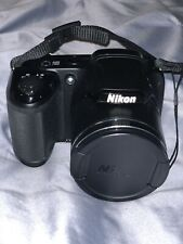 Nikon COOLPIX L330 20.2MP Digital Camera - Black