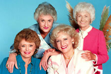 "The Golden Girls Classic TV 13 x 19"" Photo Print"