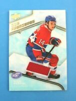19-20 UD ICE PREMIERES NICK SUZUKI ROOKIE JERSEY RC MONTREAL CANADIENS
