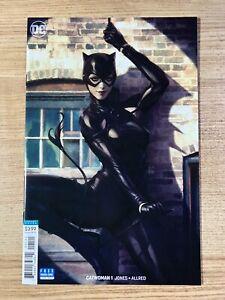 Catwoman #1 (2018 DC Comics) Stanley Artgerm Lau Variant