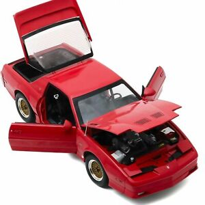 1988 PONTIAC TRANS AM T/A GRAN TURISMO AMERICANO GTA 1/18 BY GREENLIGHT 13577