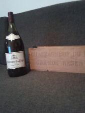 Chateauneuf-du-pape Grand Reserve 1982 Rotwein Sammlerstück mit Weinstein! RAR!