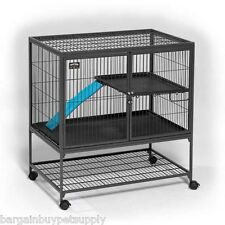 Midwest Ferret Nation Small Pet Single Unit Pen Cage with Stand