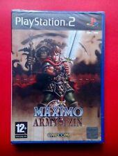 Maximo vs Army of Zin. Sony PS2 Español