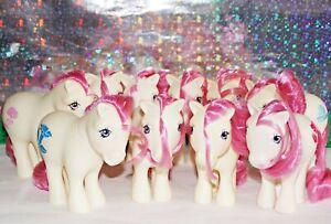 Mein kleines / My Little Pony G1 Mail Order Birthflower Multi Listing /Auswahl