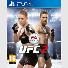 UFC 2 Sony PlayStation 4 New PS4