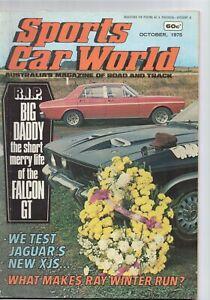 Sports Car World 1975 October
