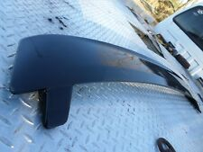 2008 Chevrolet Impala SS Rear Spoiler Wing BLACK  OEM 06 07