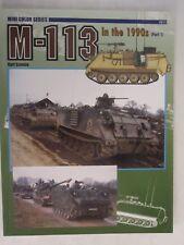 Concord - M-113 in the 1990s (Part 1) (Mini Color Series)