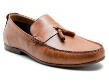 Zapatos informales de hombre marrones textiles Red Tape
