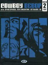 Cowboy Bebop Ultimate Edition Box 02 Ep. 14-26 [4 Dvd] DYNIT