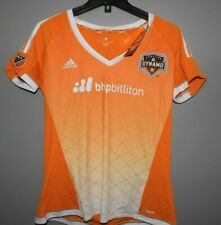 MLS Houston Dynamo #9 Adidas Soccer Jersey New Womens Sizes