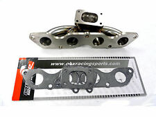 OBX TURBO MANIFOLD HEADER For 2004 2005 2006 2007 SCION Xb With Down Pipe