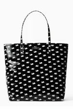 NWT Kate Spade Daycation Bon Shopper Small Swans Print Tote
